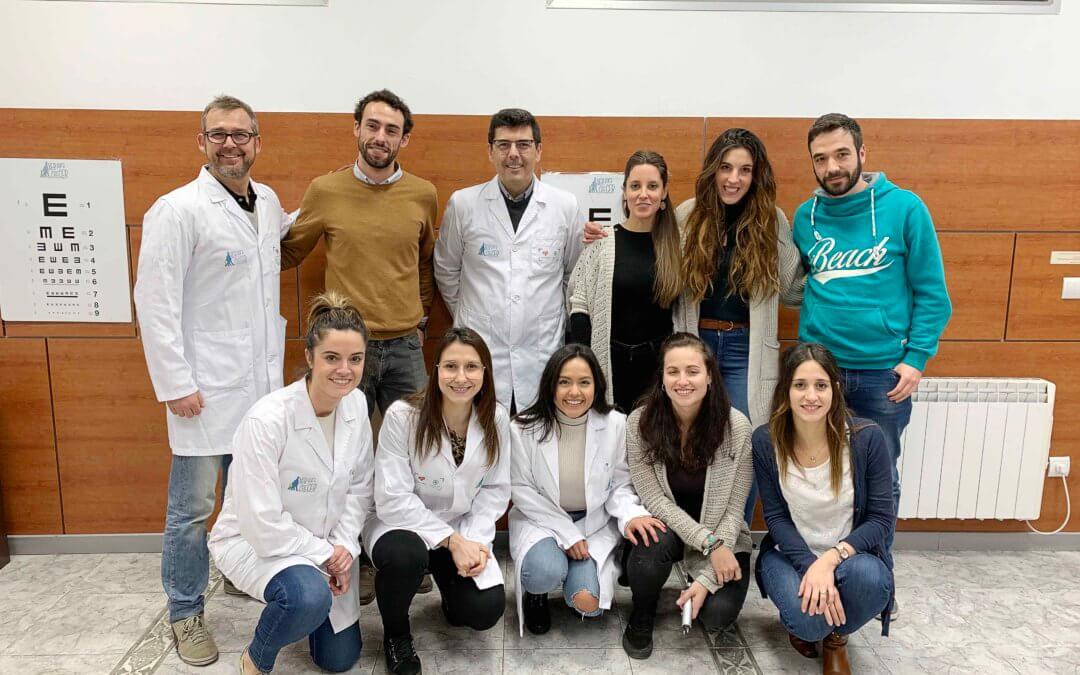 'Ver para Crecer' revisa la vista de cien personas en riesgo de exclusión en  Aranjuez