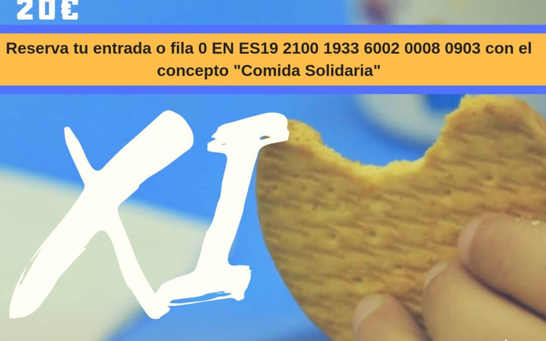 XI Edición Comida Solidaria