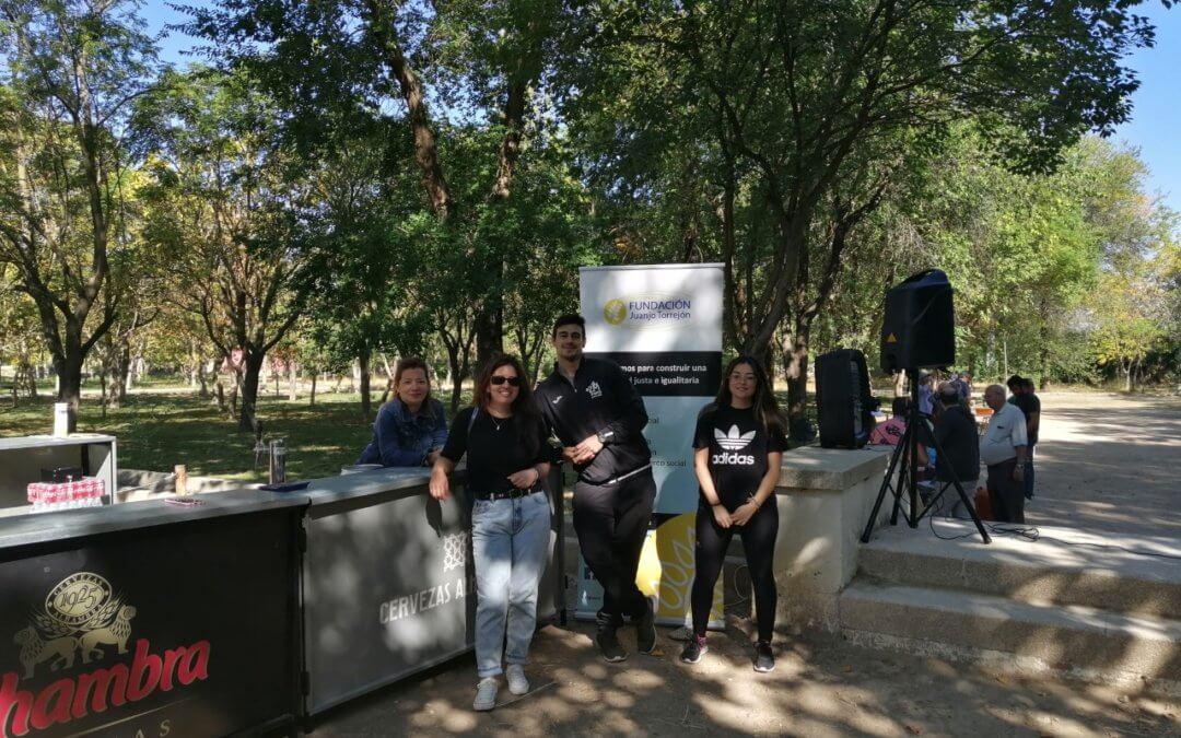 FJT participa en la Fiesta de los Colonos para la recaudación de fondos