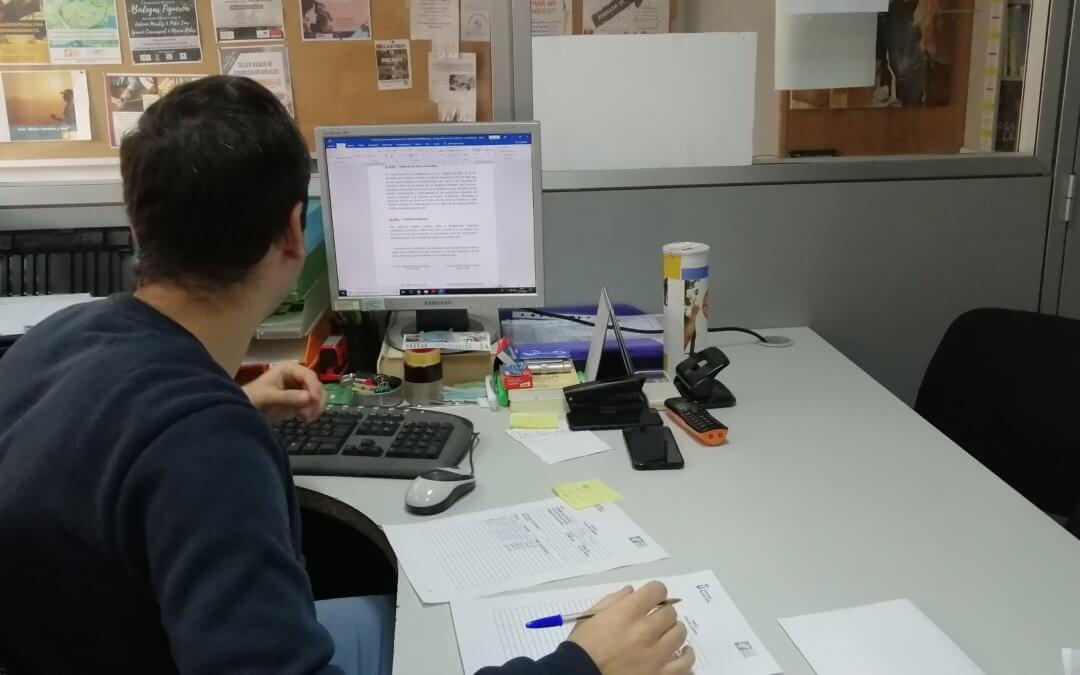 FJT continúa el Proyecto de Integración de la Renta Mínima de Inserción