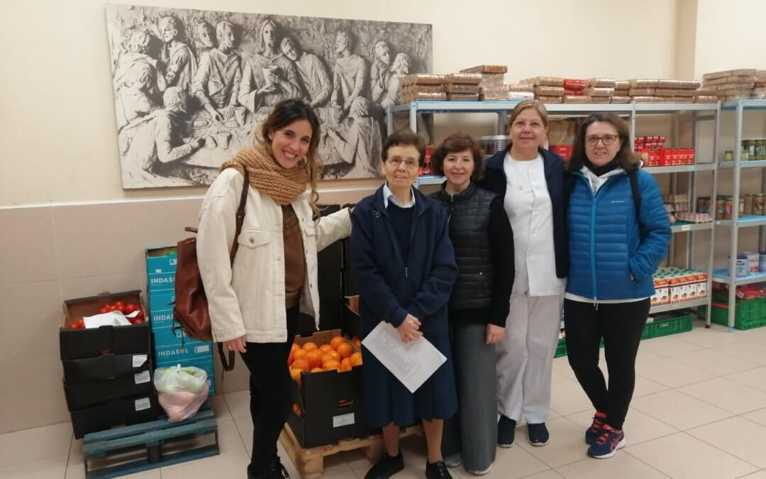 Casa San José colabora con el proyecto «Una mochila cargada de oportunidades»
