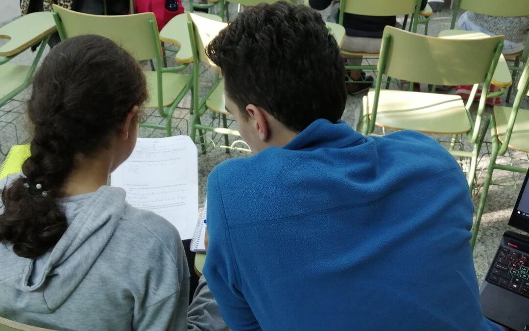 Servicio de apoyo extraescolar online en tiempos de confinamiento