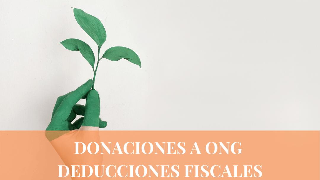 Aumentan las deducciones por donativos a ONG