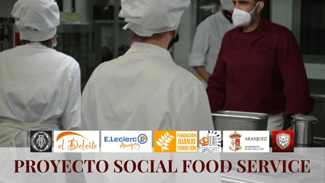 Fundación Juanjo Torrejón continúa el proyecto de reparto de menús diarios en Aranjuez