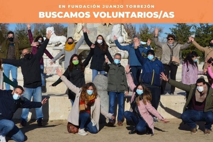 Fundación Juanjo Torrejón abre periodo de captación de voluntariado