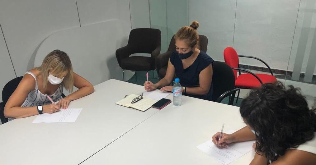 El proyecto de Activación Sociolaboral para mujeres continúa con gran aceptación entre las participantes abierto a nuevas integrantes