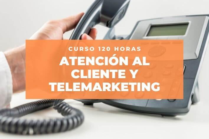 Abiertas las inscripciones para el curso gratuito de Atención al cliente y telemarketing
